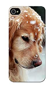 Perfect Fit UItahUY130bTmLd Dog Winter Snow Case For Iphone 5/5s With Appearance