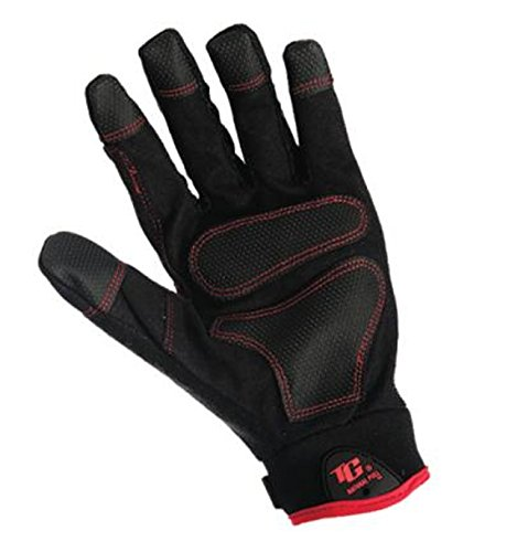 Big Time Products 9094-06 True Grip XLarge Heavy Duty Gloves (2 Pack)