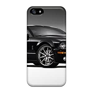 Iphone 5/5s Case Slim [ultra Fit] Shelby Gt500 Kr Protective Case Cover