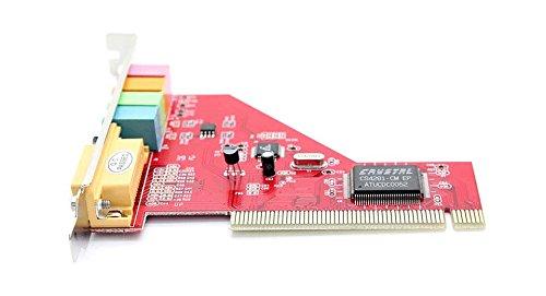 SOUND CARD PCI ASOUND EXPRESS II CRYSTAL CS4281-CM (REFURBISHED)