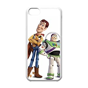 iphone5c phone cases White Toy Story Jessie Buzz Lightyear cell phone cases Beautiful gifts YWRD4662473