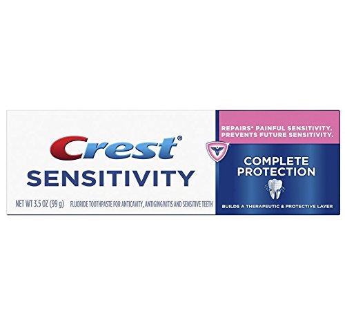 Crest Sensitivity Complete Protection Sensitive Toothpaste, 3.5 oz