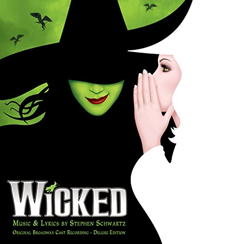 Wicked Original Broadway Recording Deluxe