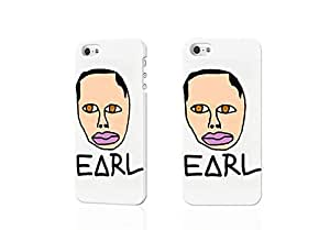 Odd Future Tyler Creator Earl Sweatshirt Golf 3D Rough Case Skin, fashion design image custom , durable hard 3D case cover for iPhone 4 4S , Case New Design By Codystore