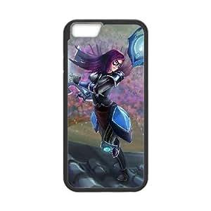 iPhone 6 4.7 Inch Cell Phone Case Black League of Legends Irelia atlas phone case adgh7016690
