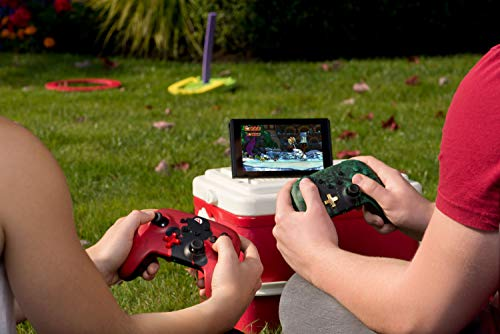 PowerA Enhanced Wireless Controller for Nintendo Switch - Mario Silhouette 6