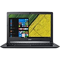 "Acer A515-51-52BQ Notebook Aspire 15.6"", HD Core i5-7200U, 8G DDR4 1TB, Windows 10, Black"