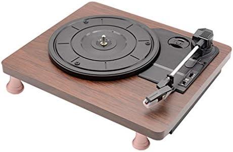 Beaums Tocadiscos Antiguo Disco Disco de Vinilo Audio RCA Salida ...