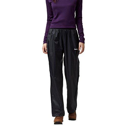 Peter Storm Womenâ€s Packable Pants, Black, (Packable Storm Pant)