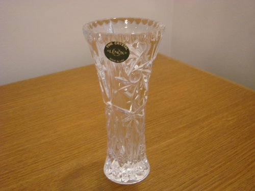 Amazon Lenox Crystal Star Vase From Lenox Collections 6 Inches
