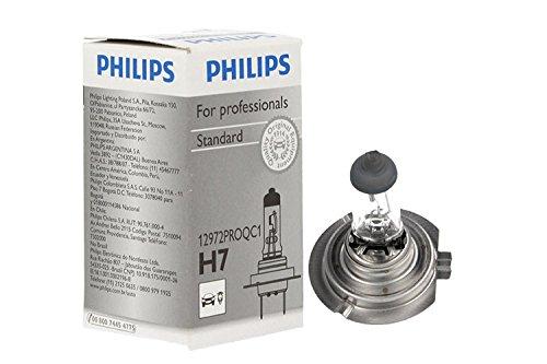 Philips H7 Pro Quartz bulb 12V 55W 12972PROQC1 (1 Pack)