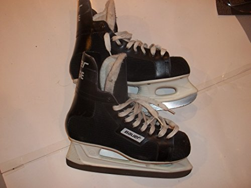 Nike-bauer charger Ice Hockey Skates - Size 6.0 (Teen/adult) -Very Good Condition - Bauer Hockey Skates Size 6