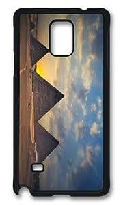 Adorable giza necropolis egypt Hard Case Protective Shell Cell Phone For Case Iphone 4/4S Cover
