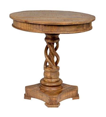 Home Round Pedestal - Kosas Home Round Table, Bella 30 inch