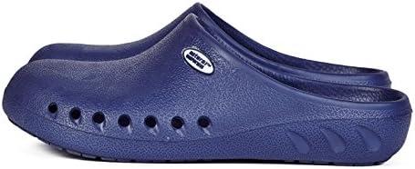 Natural Uniforms M/&M Scrubs Men Comfort Slip Resistant Non Marking Sole Nursing Clog