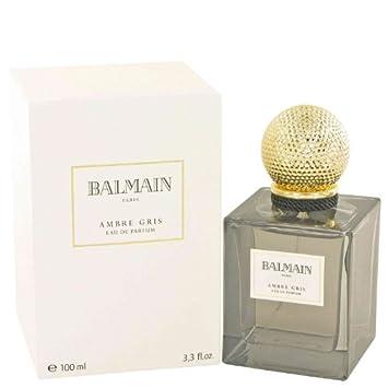 big sale half off 100% high quality Amazon.com : Balmain Ambre Gris Perfume By PIERRE BALMAIN ...