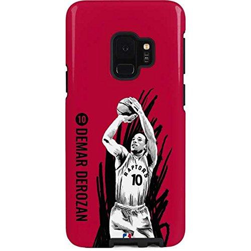 online store b202f e7024 Amazon.com: Skinit NBA Toronto Raptors Galaxy S9 Pro Case - DeMar ...
