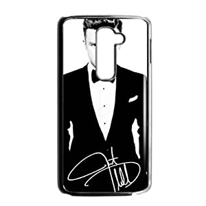 Justin timberlake suit and tie Phone Case for LG G2 Case