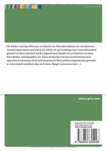 Vorurteile, Stereotype und NS-Propaganda im Hinblick auf 'Damals war es Friedrich' (German Edition)