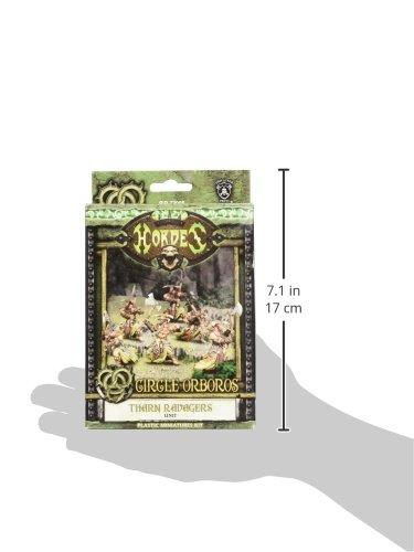 Privateer Press - Hordes - Circle Orboros: Tharn Ravagers Model Kit 5