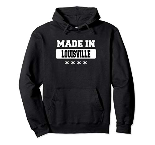 Made In Louisville Pullover Hoodie