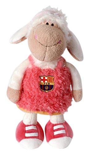 FCB FC Barcelona - Ovejita de Peluche Musical, 20 cm (NICI 40418): Amazon.es: Juguetes y juegos