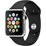 CASVO Bluetooth GT08 Smartwatch With Camera & SIM Card Support for All Devices (Silver)