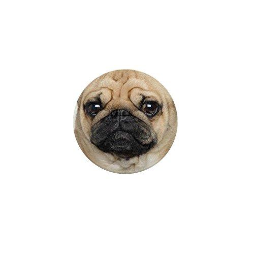 Pug Button - 8