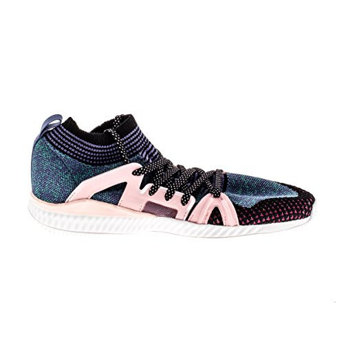 Adidas By Stella Mccartney Kvinner Crazymove Sprette Joggesko Sort-hvitt / Plomme / Ballett