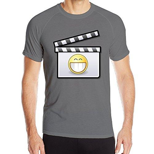 XianNonG List Of Comedy Films Men's Fashionable Sport Short Sleeves L - Malls Atlanta List