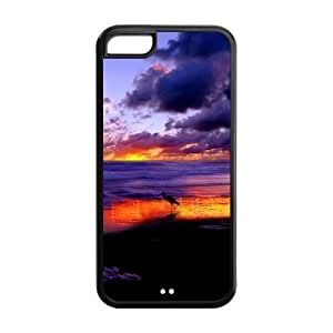 5C case,Sunset,Beach 5C cases,5C case cover,iphone 5C case Kimberly Kurzendoerfer