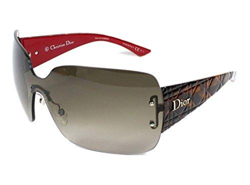 Dior ladylady3 exh-h Tortoise Lady Lady 3 Visor - Dior 2011 Sunglasses