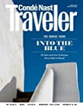 img - for Cond  Nast Traveler Magazine August 2014 - Into the Blue 65 Sun and Sea Destinations From Italy to Brazil, Rhode Island, Alaska, Rio and Rhode Island book / textbook / text book