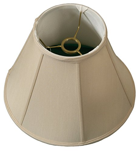 Royal Designs deep Empire Lamp Shade, Beige, 5 x 10 x 8, UNO