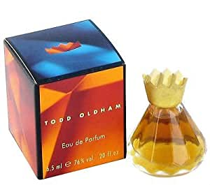 Todd Oldham for Women by Todd Oldham EDP Miniature Splash 0.2 oz ~ NEW IN BOX