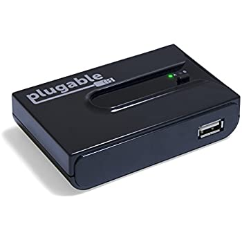 Plugable USB 2.0 Switch for One-Button Swapping of USB Device/Hub Between Two Computers (A/B switch)