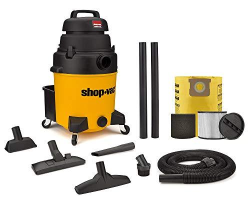 Shop-Vac 10 Gallon 6.0 Peak HP Industrial Wet Dry Vacuum – 9258110