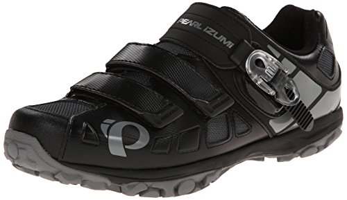 Pearl Izumi Mens X-Alp Enduro IV Cycling Shoe Black/Shadow Grey