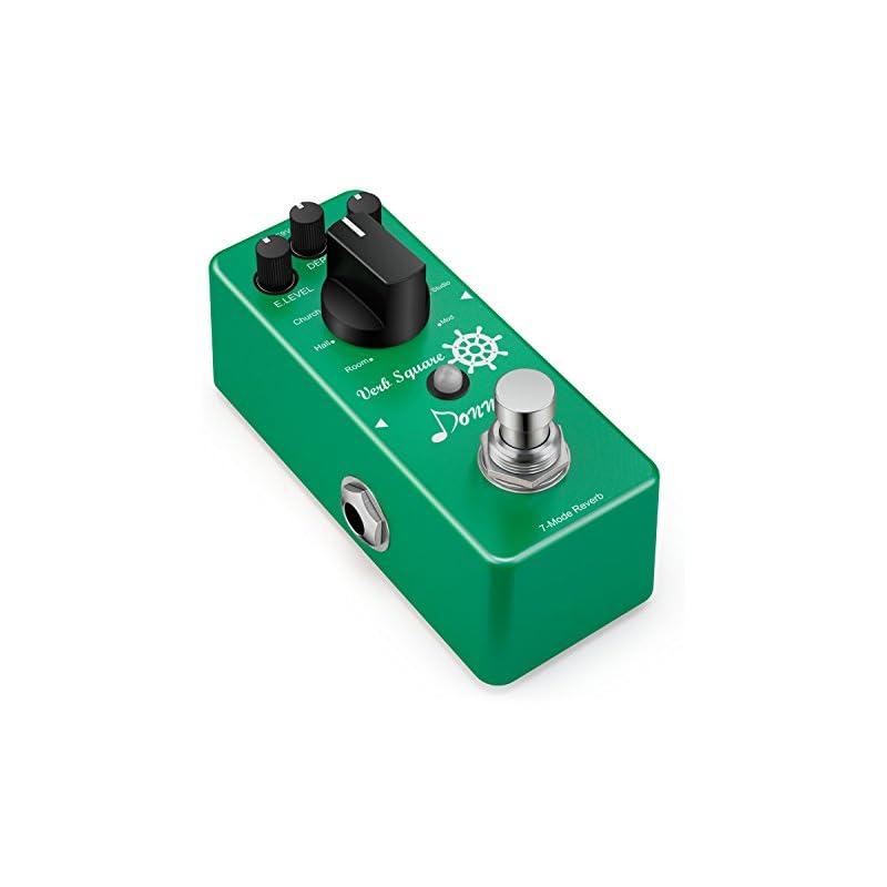 Donner Digital Reverb Guitar Effect Peda