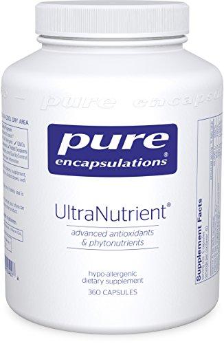 Pure Encapsulations - UltraNutrient - Hypoallergenic Multivitamin/Mineral Complex with Advanced Antioxidants - 360 Capsules by Pure Encapsulations