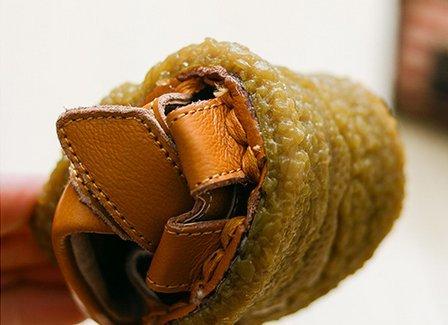 Kleinkind Schuh Baby Ohmais weich Baby Jungen Kinder Leder Gelb cqWSFfI
