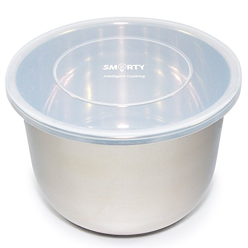 eal For Inner Pot 6 Quart - Fits Duo60 Lux60 Ultra Duo (Clear) (Rival Slow Cooker Parts)