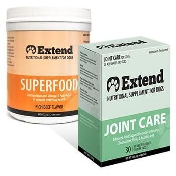 extend dog supplement reviews