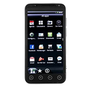 H5300 Android 4.3-inch Touch Screen Dual SIM Network Wifi GPS Smartphone