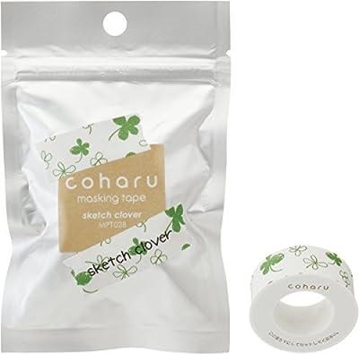 COHARU Thermal Paper Masking Tape,
