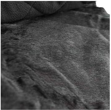 Compatible avec Peugeot Vivacity 50 4T 2011 11 Tablier Etanche OJ JFL-TD Couverture Thermique pour Scooter avec Doublure DOUBL/ÉE ET Cheveux SYNTH/ÉTIQUES Pro Leg Noir