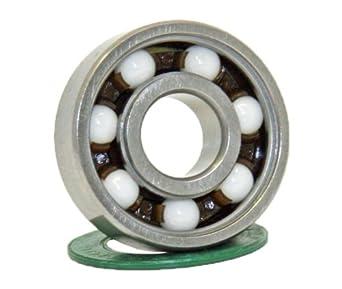 16 inline/Rollerblade Skate Ceramic Bearing Sealed Ball Bearings VXB Brand