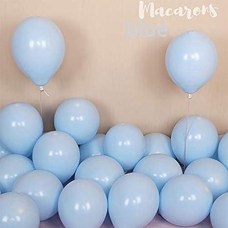 200Pcs Globos Amarillo Mini Amarillo Macaron Globos Pastel Helio Latex Fiesta Balloons para Bodas Cumplea/ños Decoraci/ón Graduacion