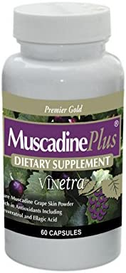 MuscadinePlus Premier Gold