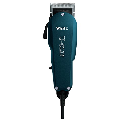 Wahl Professional Animal U-Clip Pet Clipper Trimmer Grooming Kit for Dogs Cats and Pets Hair Fur #9484-400 by Wahl Professional Animal